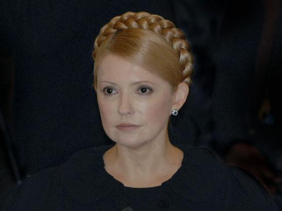 Тимошенко обвинила Порошенко в трусости