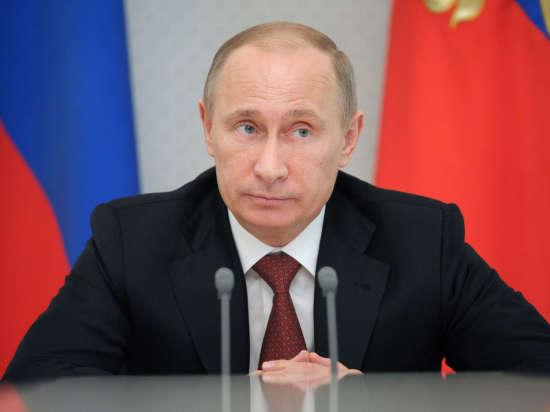 Путин-Меркель: Ответственность за происходящее на Украине несет Киев