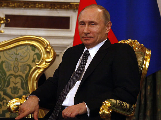 Не видать Путина как своих ушей