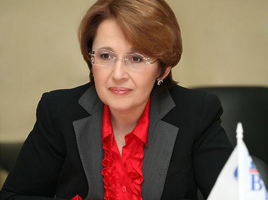 Оксана Дмитриева готова войти в финансово-экономический блок правительства: «Питер все равно не брошу!»