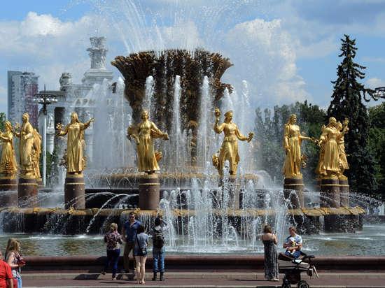 Москвичи хотят вернуть на ВДНХ ресторан