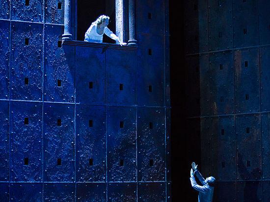 «Ромео  и Джульетта» в «Новой опере»