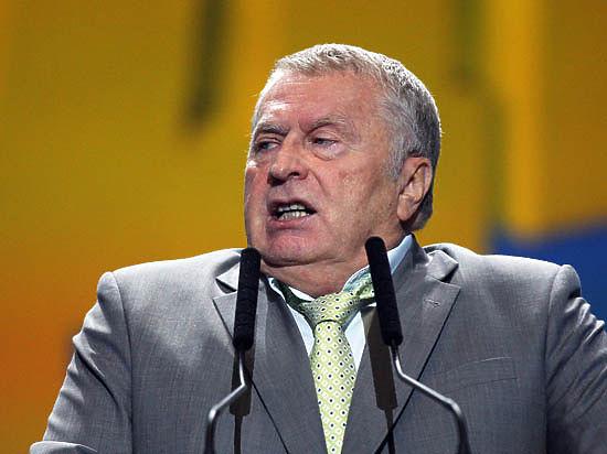 Жириновский проиграл