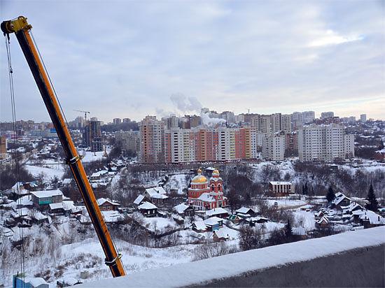 В Уфе планируют связать мусульманский и православный храмы общей парковой зоной