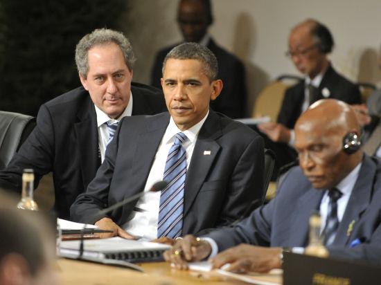 Киев договорился привлечь США к переговорам «тройки» по Украине