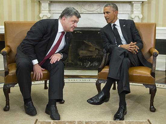 США задумались о поставках оружия на Украину, чтобы заставить Россию