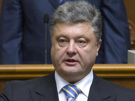 Порошенко дал команду завершить в кратчайшие сроки военную операцию