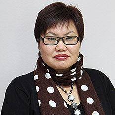Татьяна Хамханова