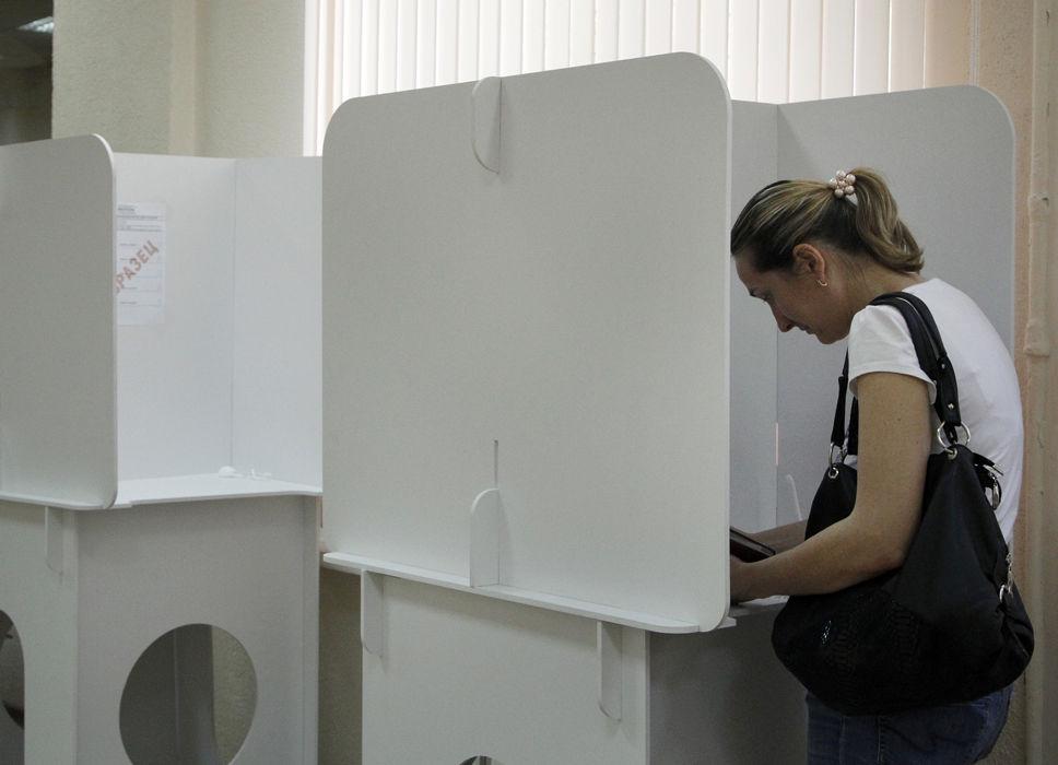 В Москве прошел эксперимент с «выборами кандидатов в депутаты Мосгордумы»