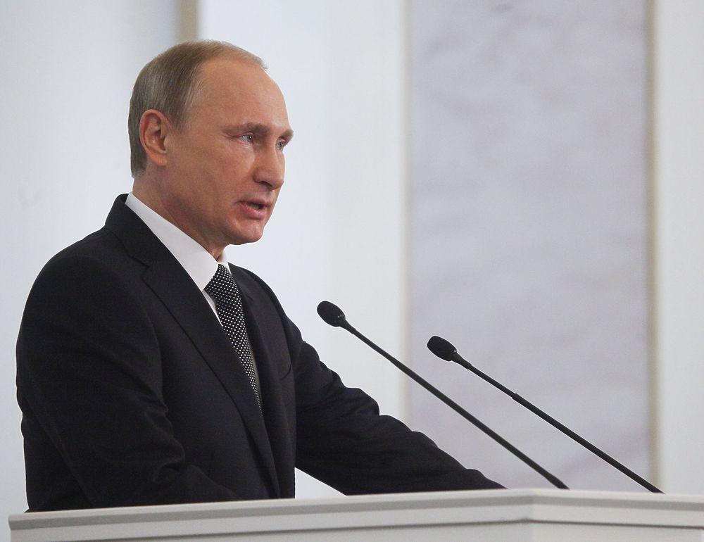 Послание В.Путина Федеральному Собранию