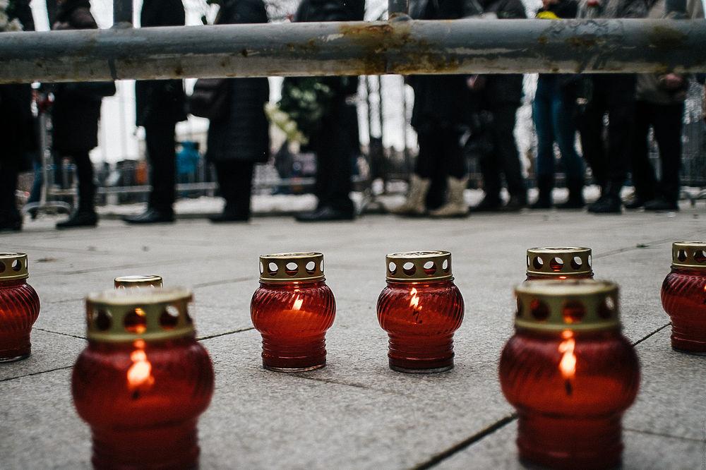 Москва простилась с Борисом Немцовым