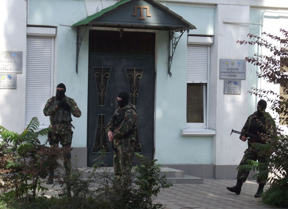 """Меджлис попал в """"капкан"""" ФСБ и Следственного комитета"""