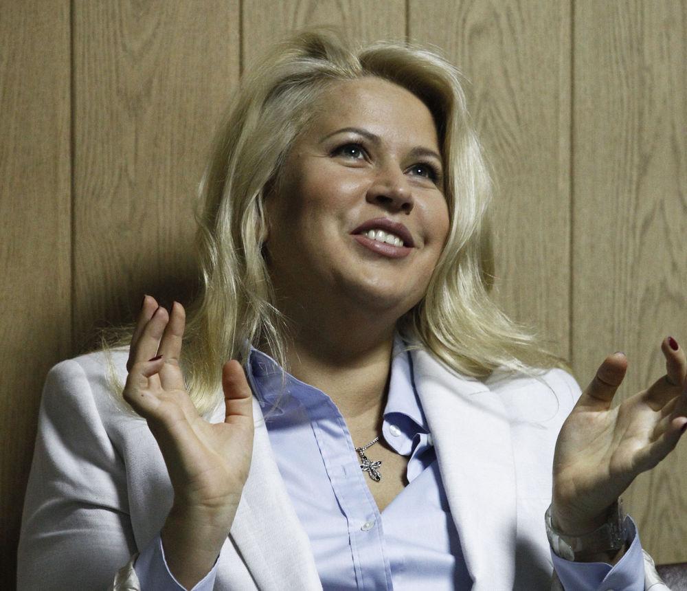 Евгения Васильева приехала в суд