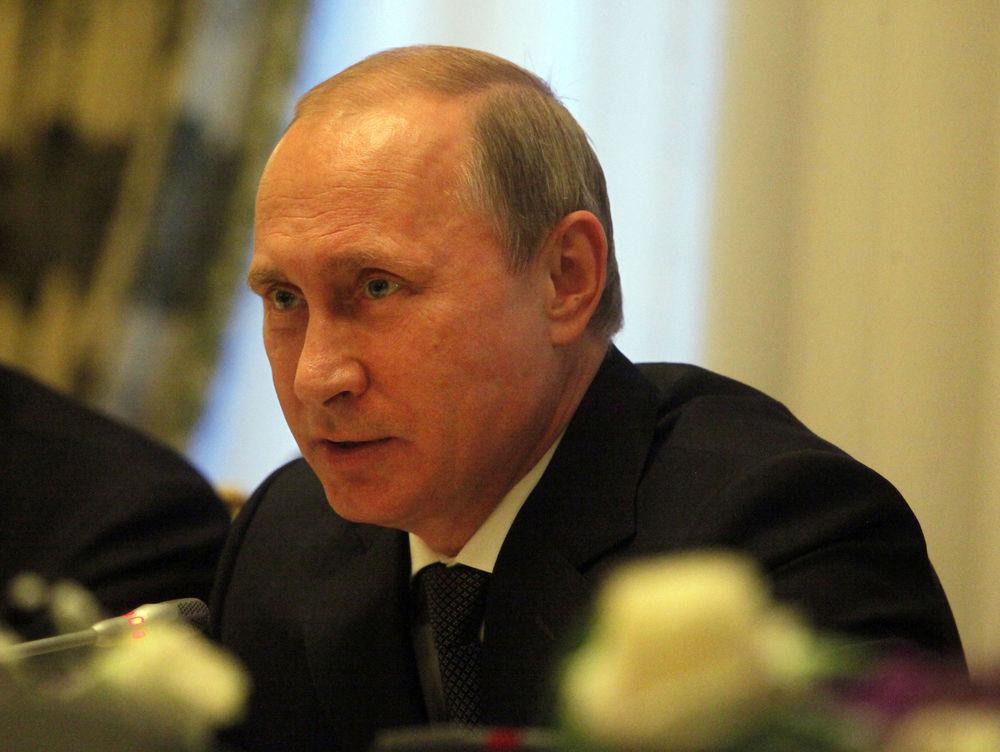 Путин на саммите Шанхайской организации сотрудничества