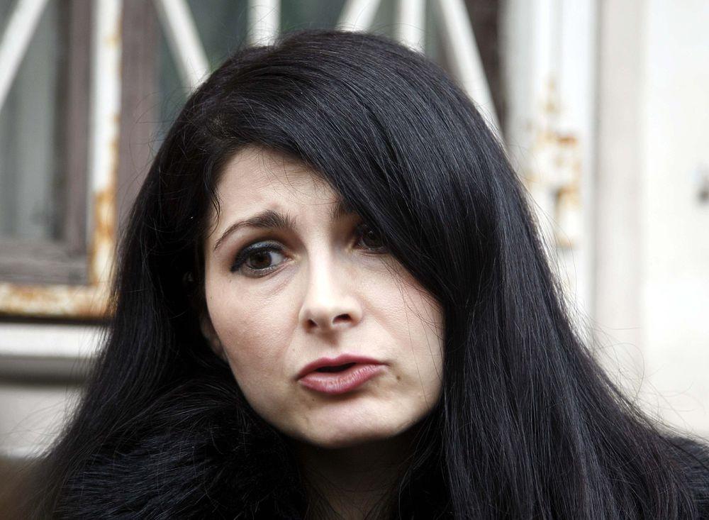 Ева Меркачева прибыла на допрос в СКР