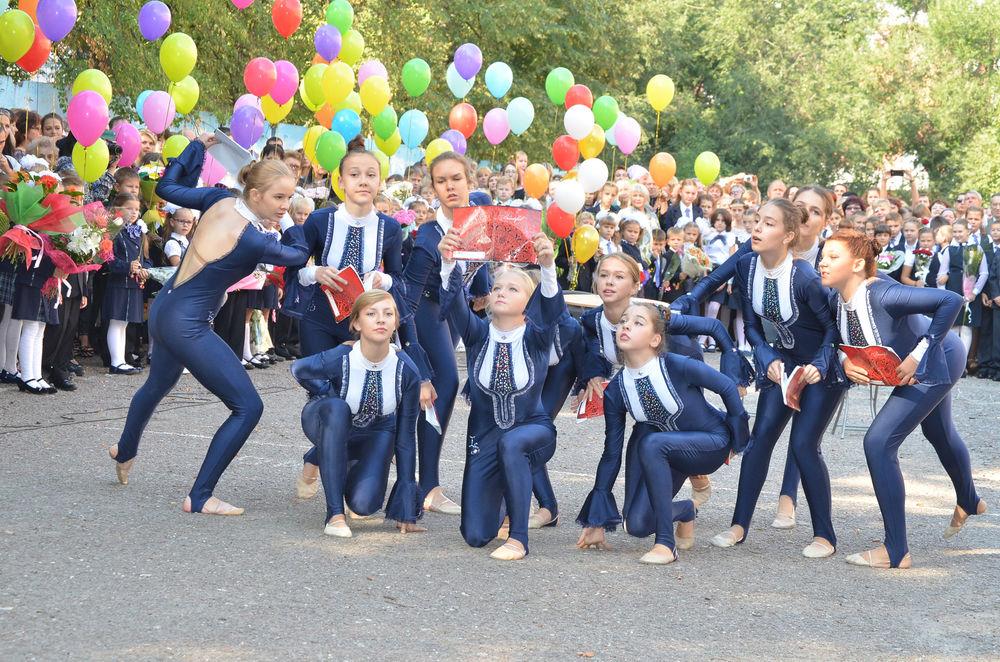 Как принимают российские школы беженцев с Юго-Востока Украины