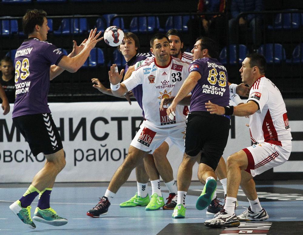 Гандбол: «Чеховские медведи» снова в Лиге чемпионов!