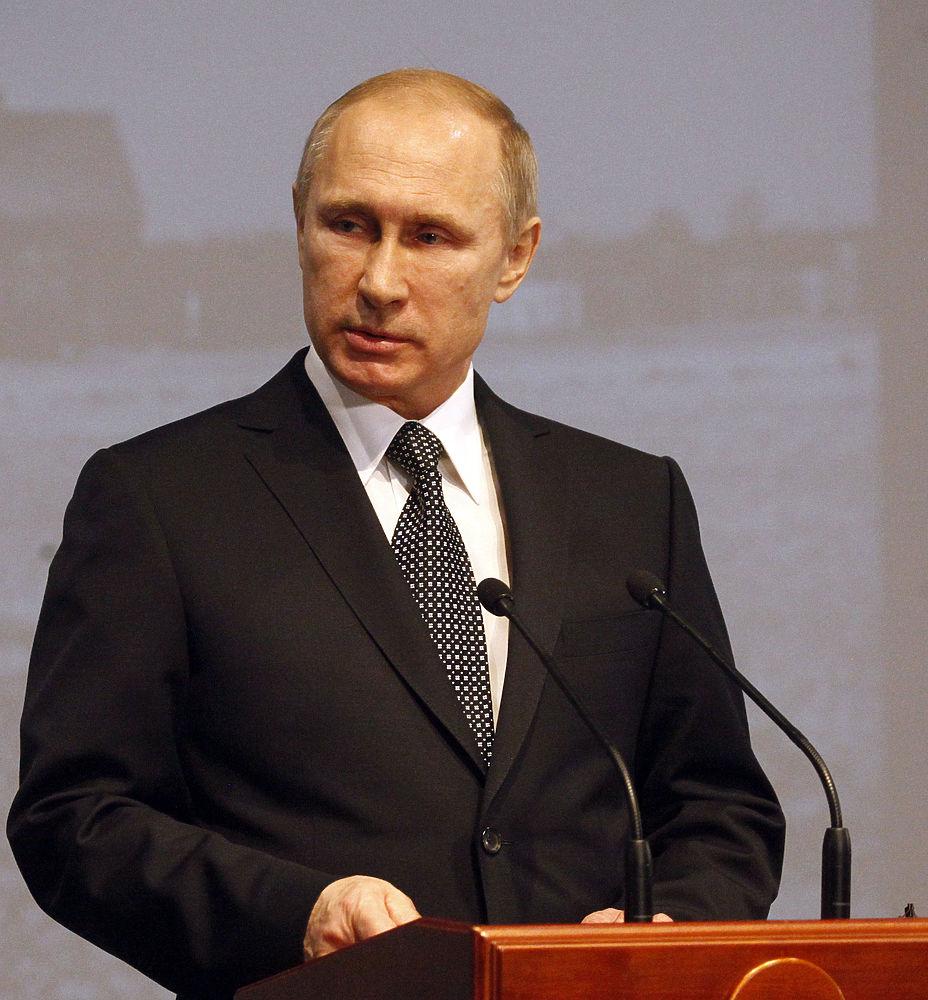 В 70-ю годовщину освобождения Освенцима Путин посетил Еврейский музей