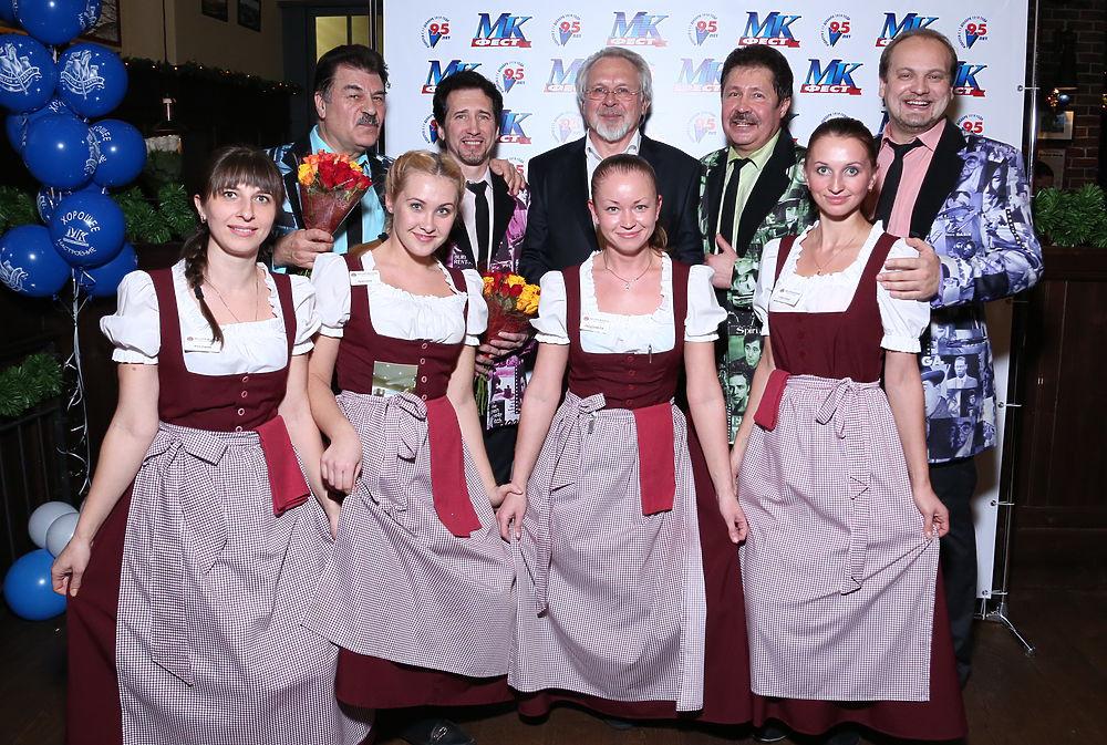 """Юбилейная вечеринка """"МК"""": хозяева и гости праздника"""