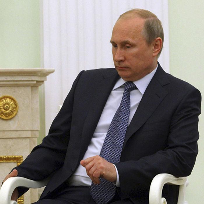 Встреча Владимира Путина с председателем ОБСЕ Дидье Буркхальтером