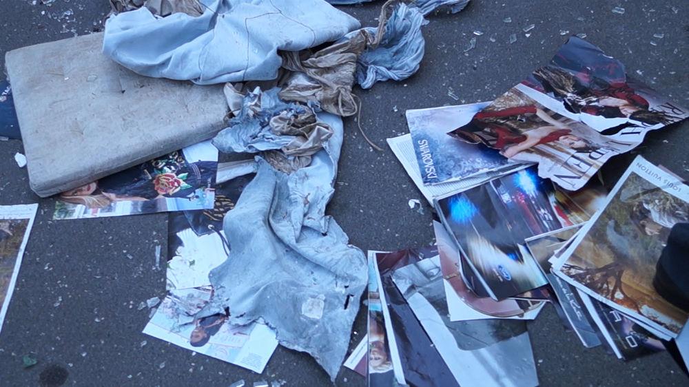 Взрыв в жилом доме на Кутузовском проспекте