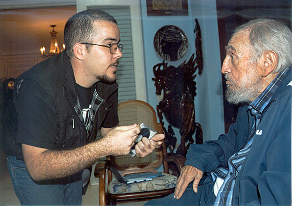 После долгого перерыва появились фото Фиделя Кастро: каким он стал