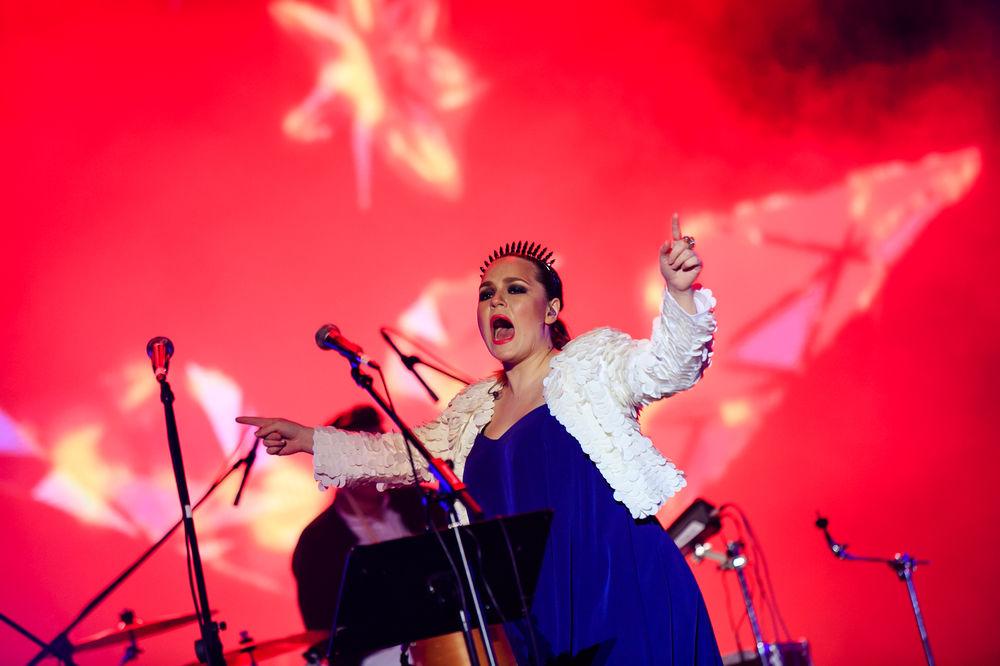 Guru Groove Foundation выступили в Москве