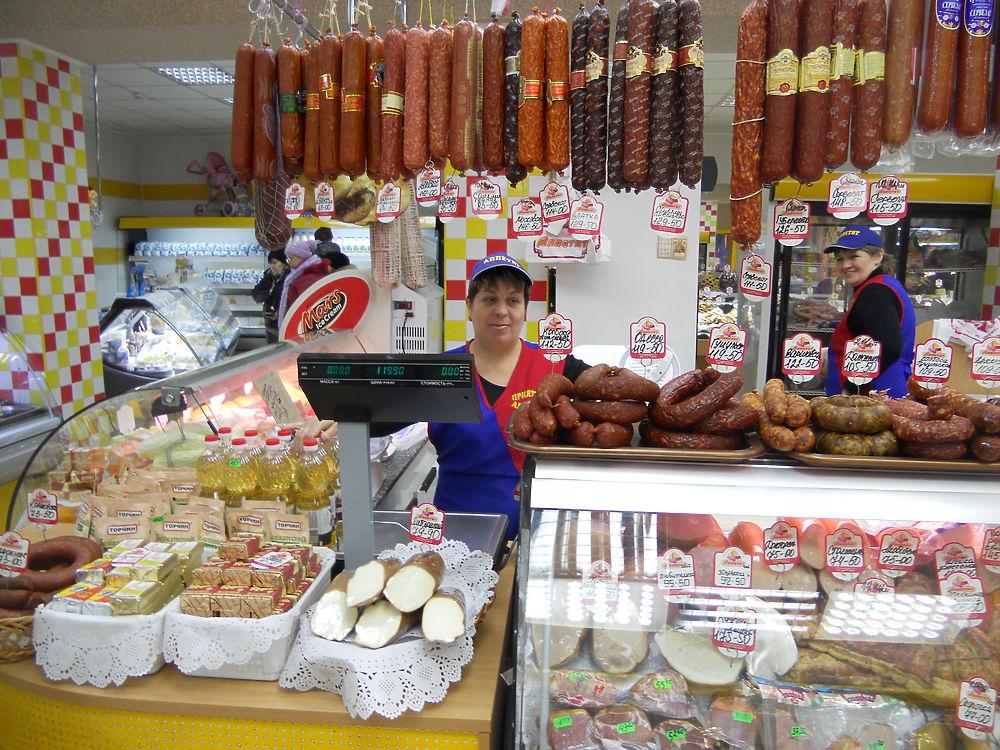 В Донецке переходят на рубли: репортаж из магазинов города