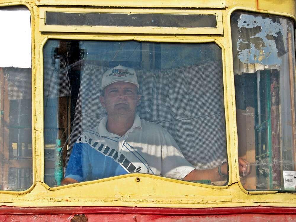 Единственный в мире сельский трамвай