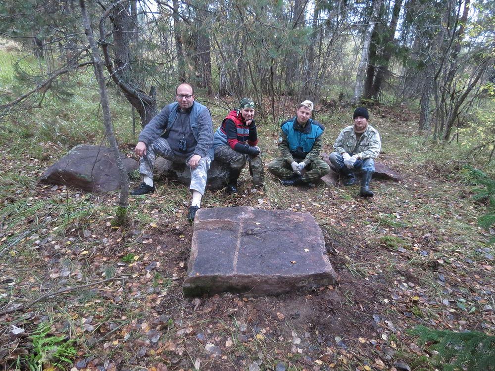 В нижегородской тайге обнаружили уникальные языческие святилища