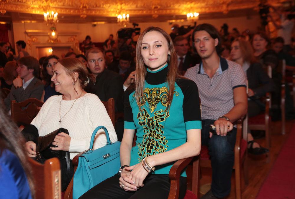 Сбор труппы в Большом театре