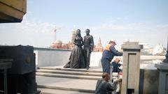 На набережной Йошкар-Олы появится еще одна скульптурная композиция